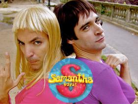 Le jeu des passions - Samantha oups sur le banc ...