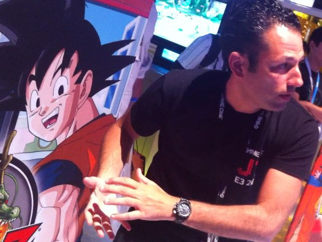 Julien teste Dragon Ball Z for Kinect - Partie 2
