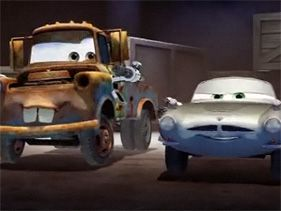 GAME CLIP : The Shellys « The Way You Like It » VS Cars 2