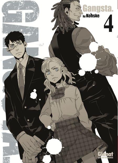 concours: Gagnez des mangas Gangsta !