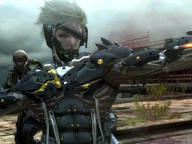 Trailer de Metal Gear Rising : Revengeance