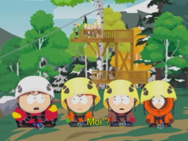 South Park Saison 16 Episode 6 - I Should Have Never Gone Ziplining